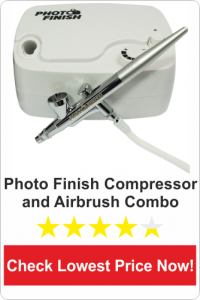 Photo-Finish-Compressor-Airbrush-Combo