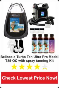 belloccio-turbo-tan-ultra-pro-model-T85-QC-with-spray-tanning-kit