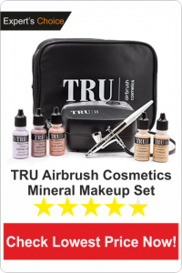 best-airbrush-makeup-kits-TRU-Airbrush-Cosmetics-mineral-makeup-set